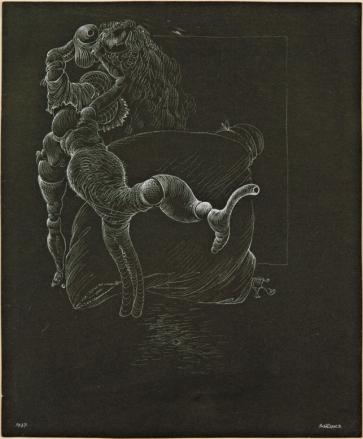 Exquisite Corpse-Hans Bellmer