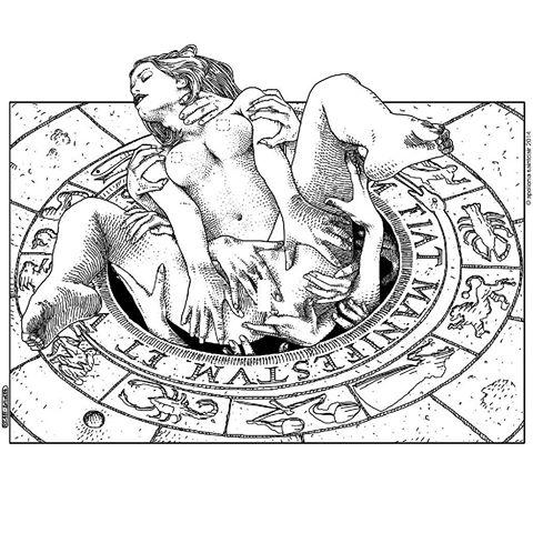 Apollonia Saintclair-L'invocation (The summoning)