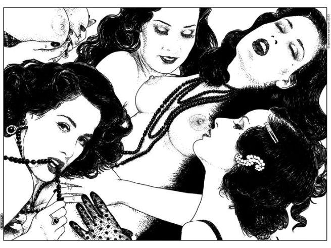 Apollonia Saintclair-Les cinq âmes soeurs (The five soulmates)