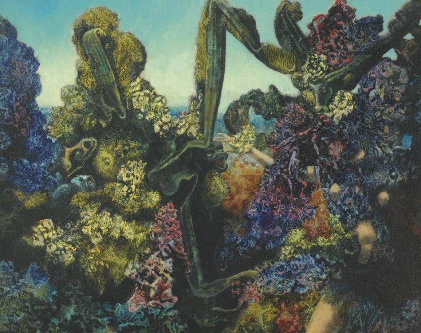 Max Ernst Convolvulus 1941