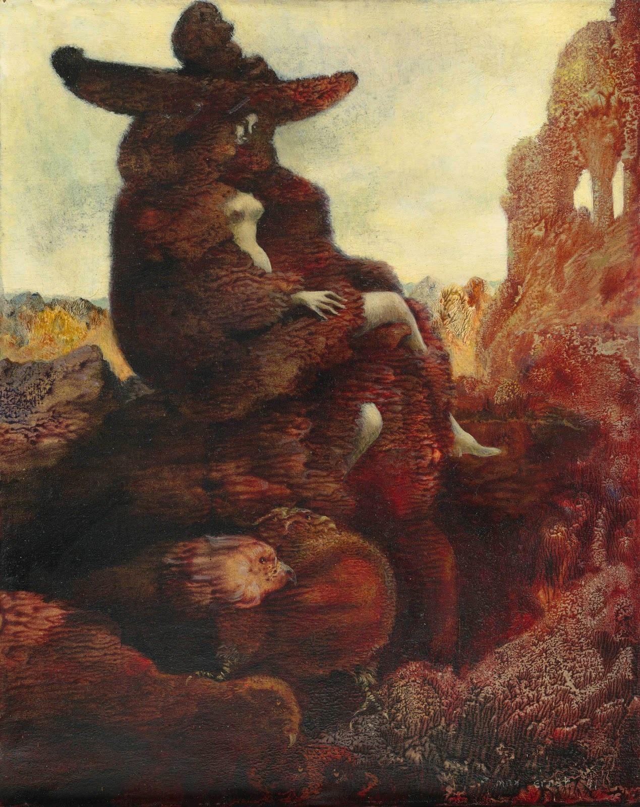 Max Ernst-Alice in 1941