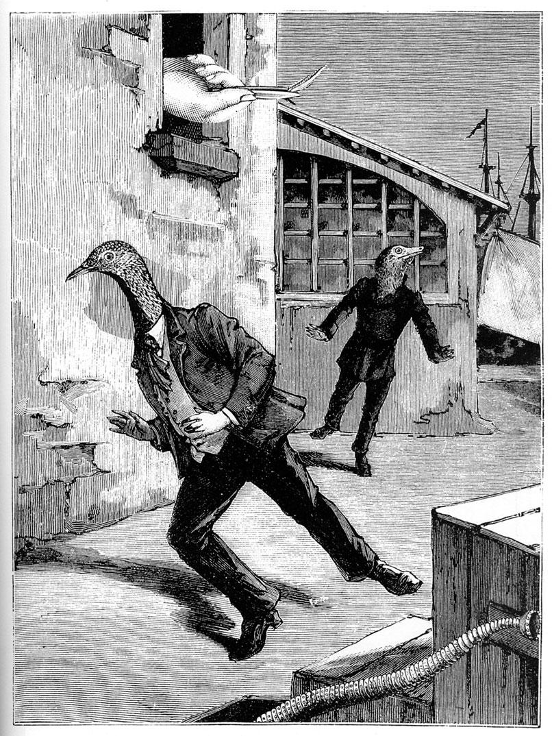 Une semaine de bonté-Max Ernst 1934