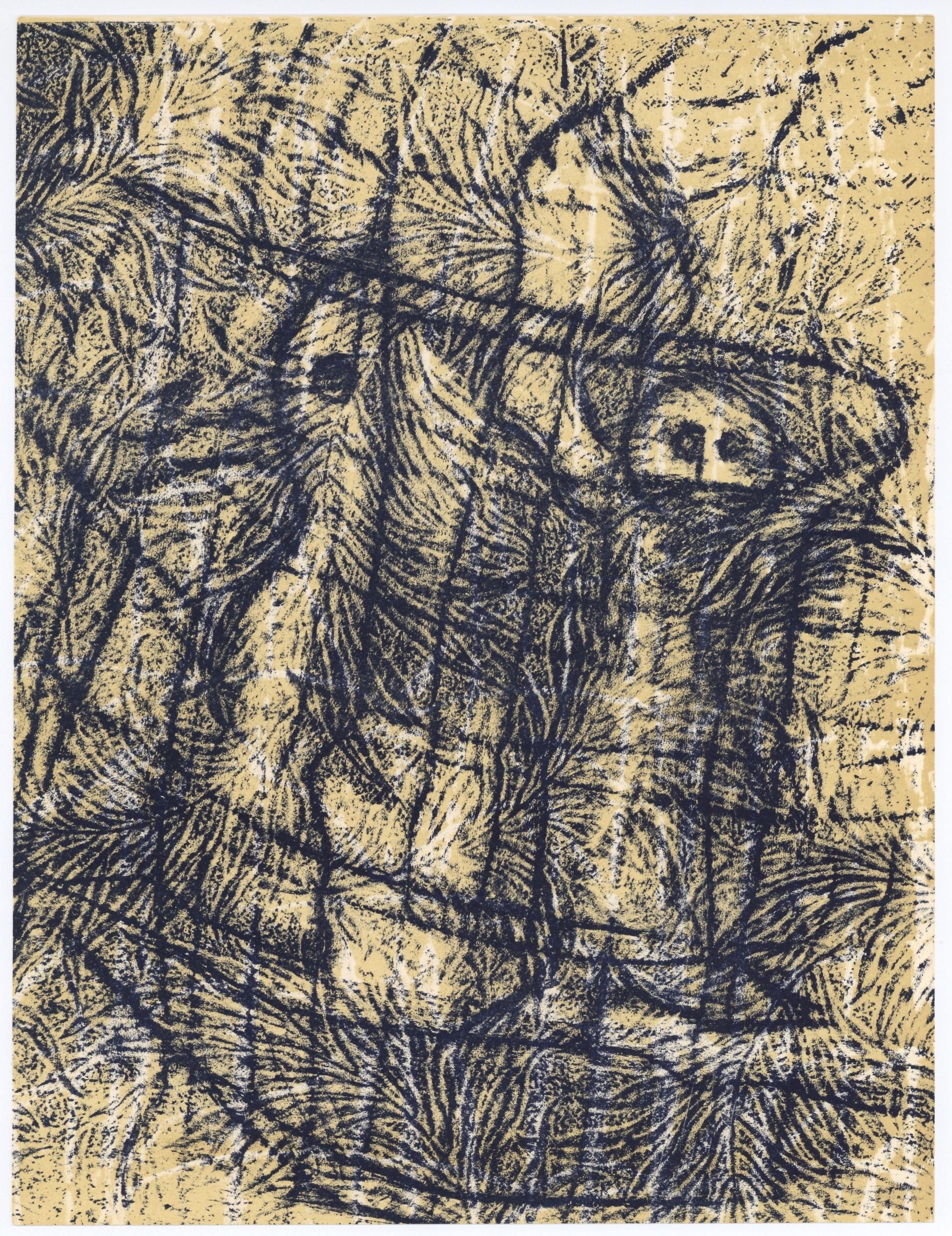 Max Ernst-Un Chant d'Amour 1958