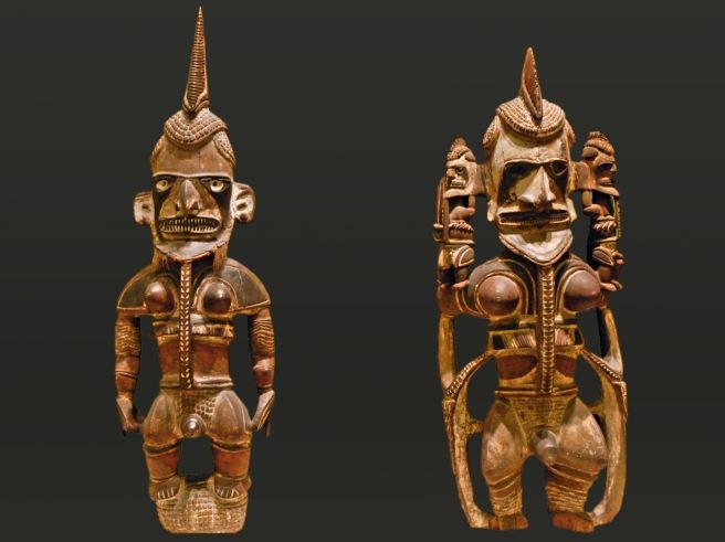 Statuettes Uli