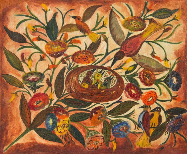 Hector-Hyppolite-Birds-and-Flowers[1]