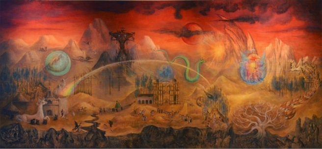 Leonora-Carrington-The-Magical-World-of-the-Mayas1964-image-via-tateorg[1]