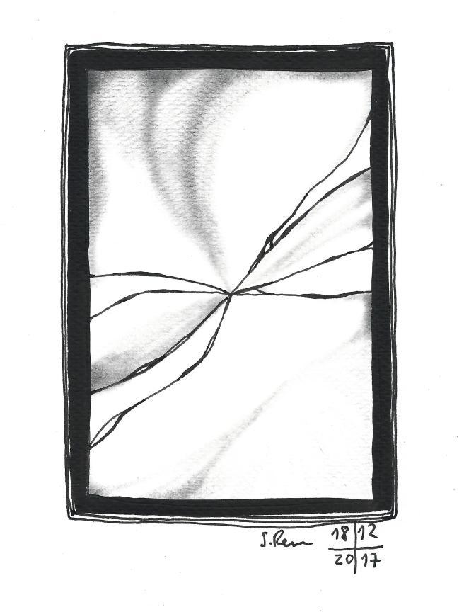 mirror broken