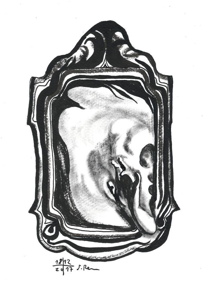 mirror hand