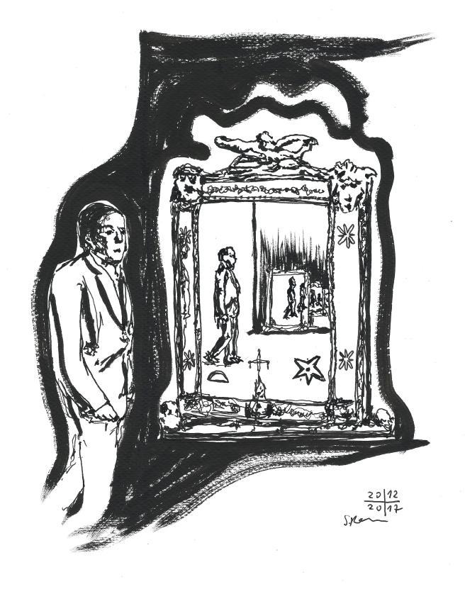 voodoo mirror