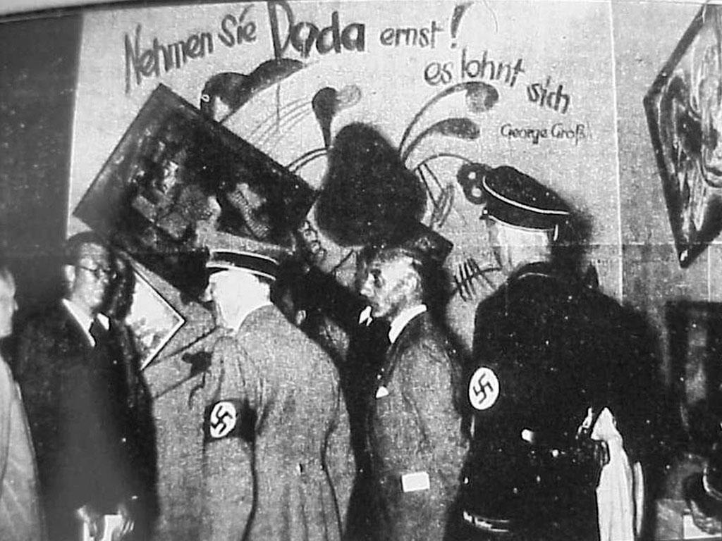 Degenerate Art Exhibition 1937