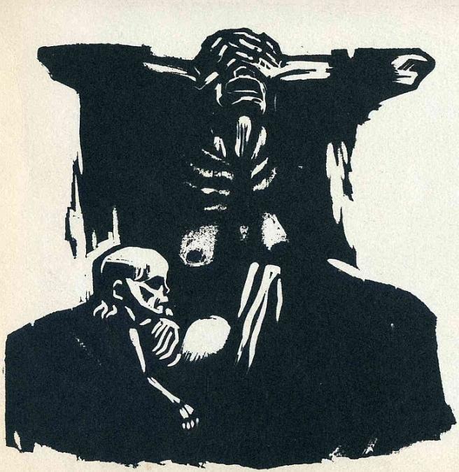 Kathe Kollitz-Hunger 1923