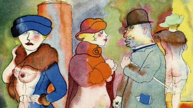 George Grosz-Ecco Homo-1923