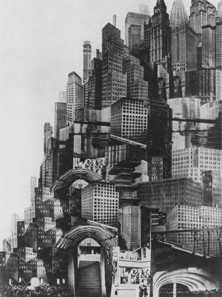 Fritz Lang-Metropolis 1927