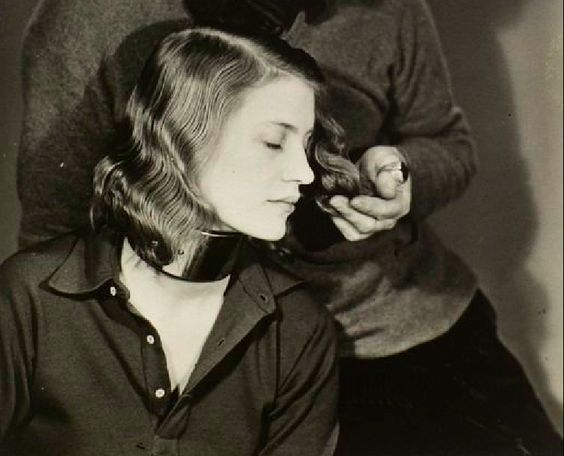 Lee Miller & William Seabrook-Man Ray 1930