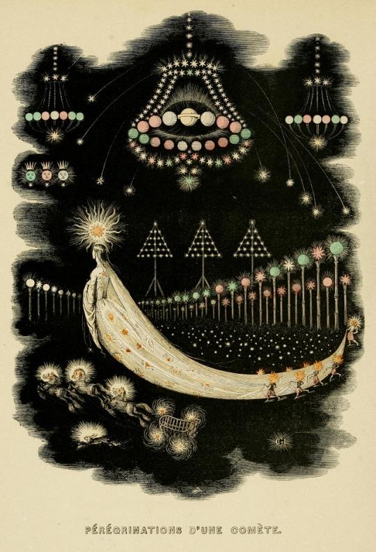 Un Autre Monde-J.J Grandville 1844