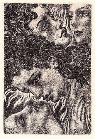 Valentine Hugo-Eugenie de Franval 1948