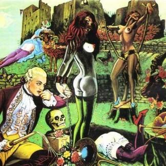 Clovis Trouille-Dolmancé et ses fantômes de luxure