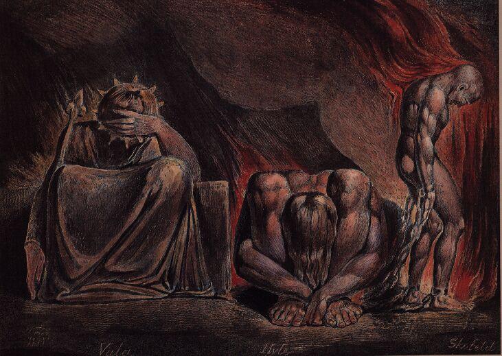Jerusalem-William Blake