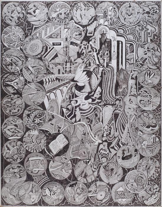 McNay Art Institute and Chelo-Consuelo) Gonzalez Amezcuacirca 1967