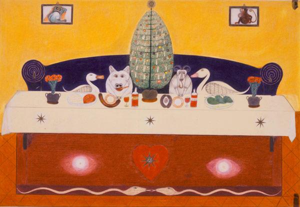 Schonwarsia Mondmarchen-Friedrich Schröder-Sonnenstern 1954