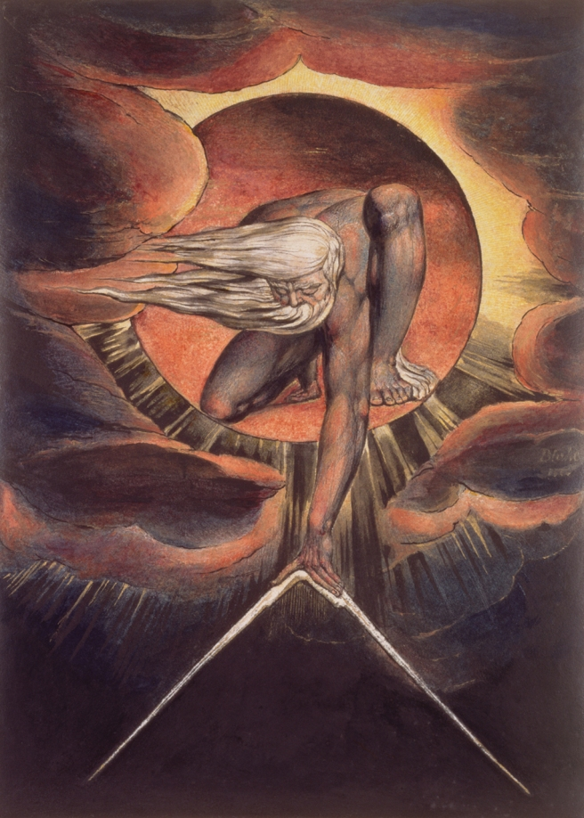 The_Ancient_of_Days-William Blake 1794
