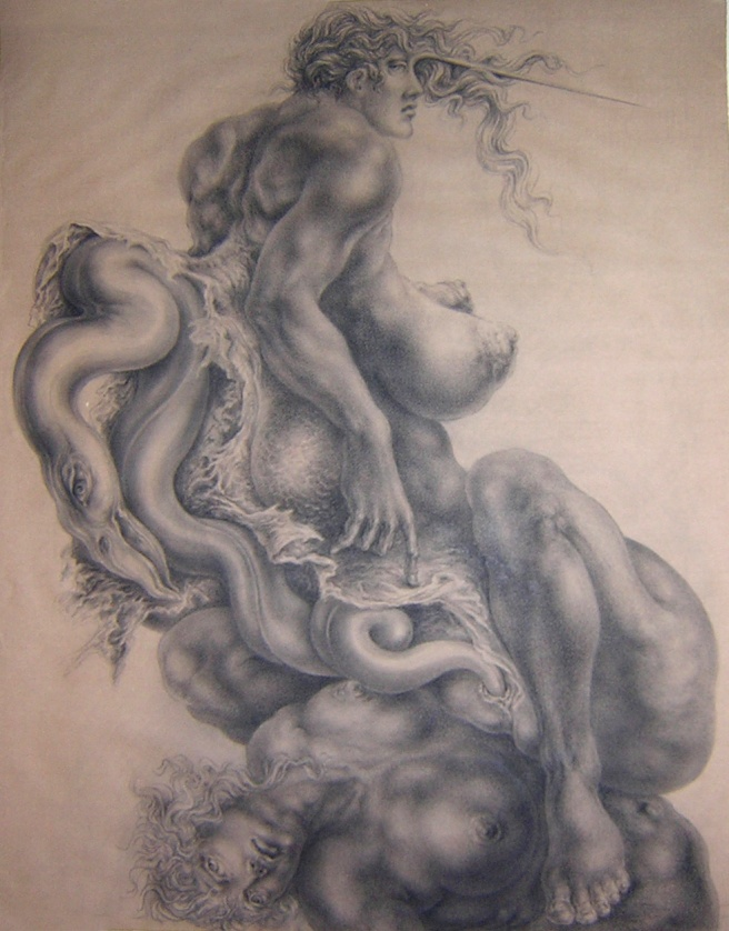 Sibylle Ruppert-Snake 1976