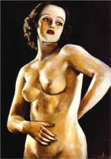 Francis Picabia-Nude 1940