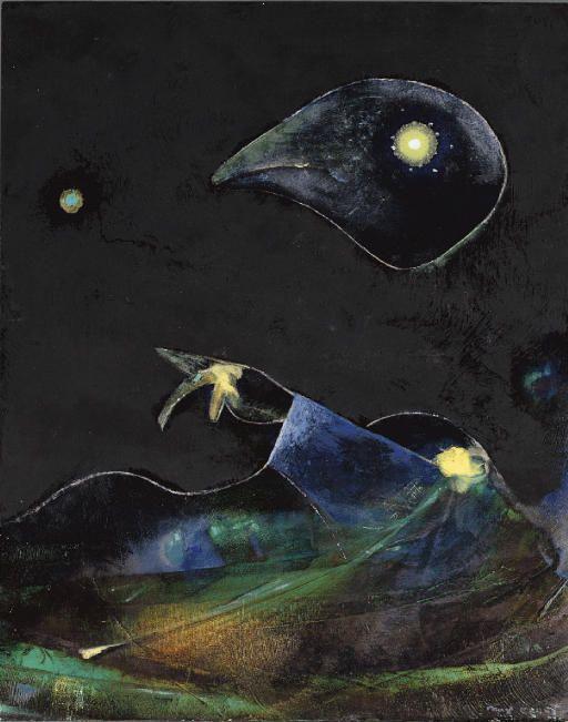 Max Ernst-Nocturne