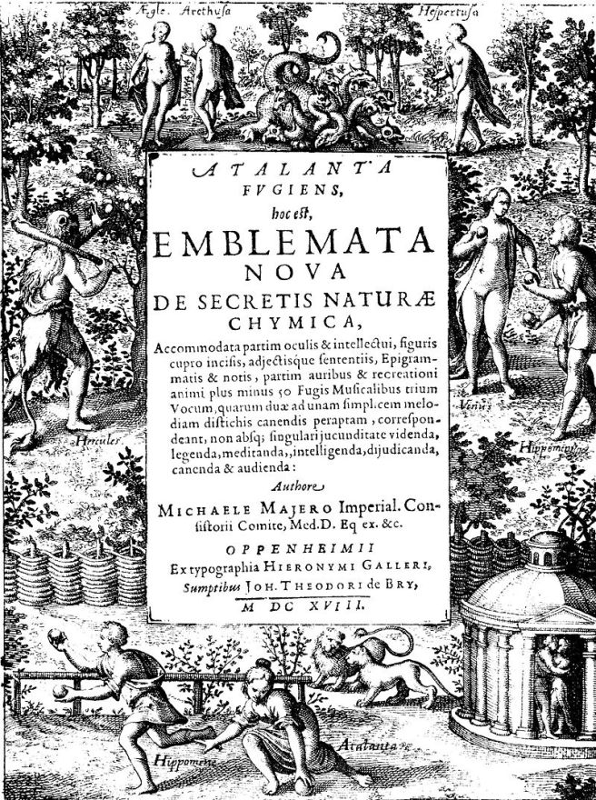 Michael_Maier._Atalanta_Fugiens_Title_Page