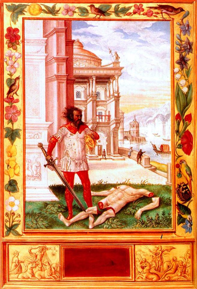 Splendor_Solis_10_Severing_the_Head_of_the_King
