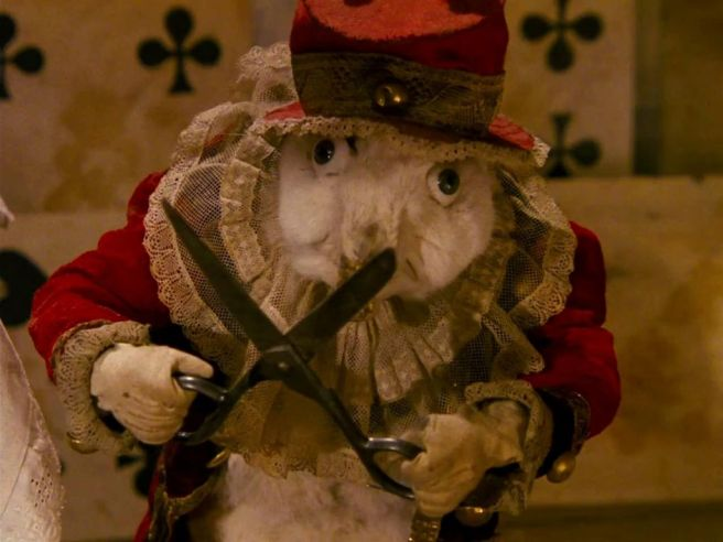 White Rabbit-Jan Svankmajer-Neco Z Alenky 1988