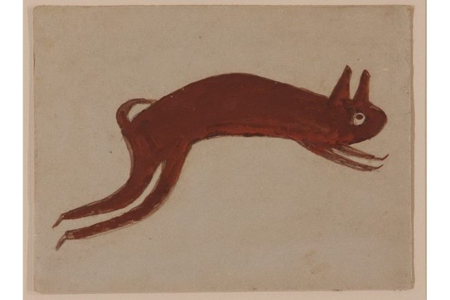 Bill-Traylor-Rabbit