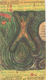 2 of Hearts-Austin Osman Spare