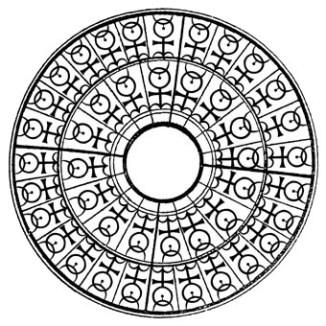 John Coulthart-Variation on the Monas hieroglyphica