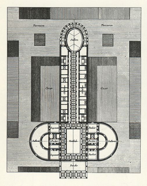 Claude-Nicolas Ledoux-Oikema (House of Pleasure) Detail