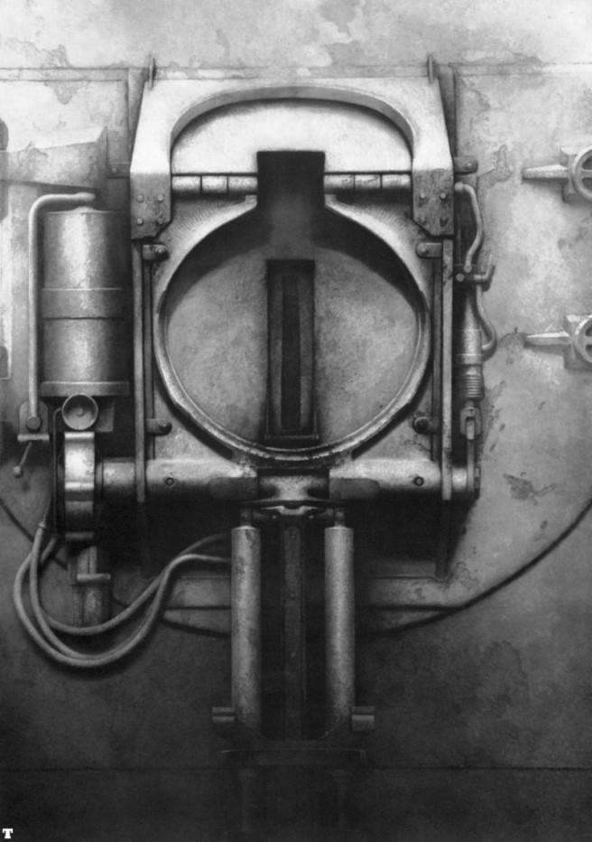 H.R Giger-Passage X 1971