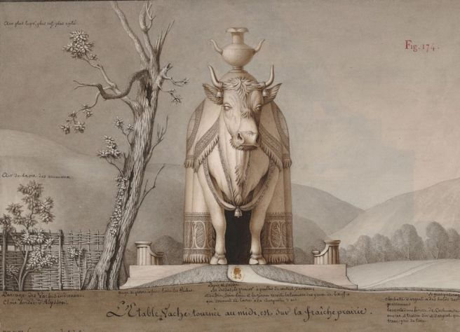 Jean-Jacques Lequeu-Dairy
