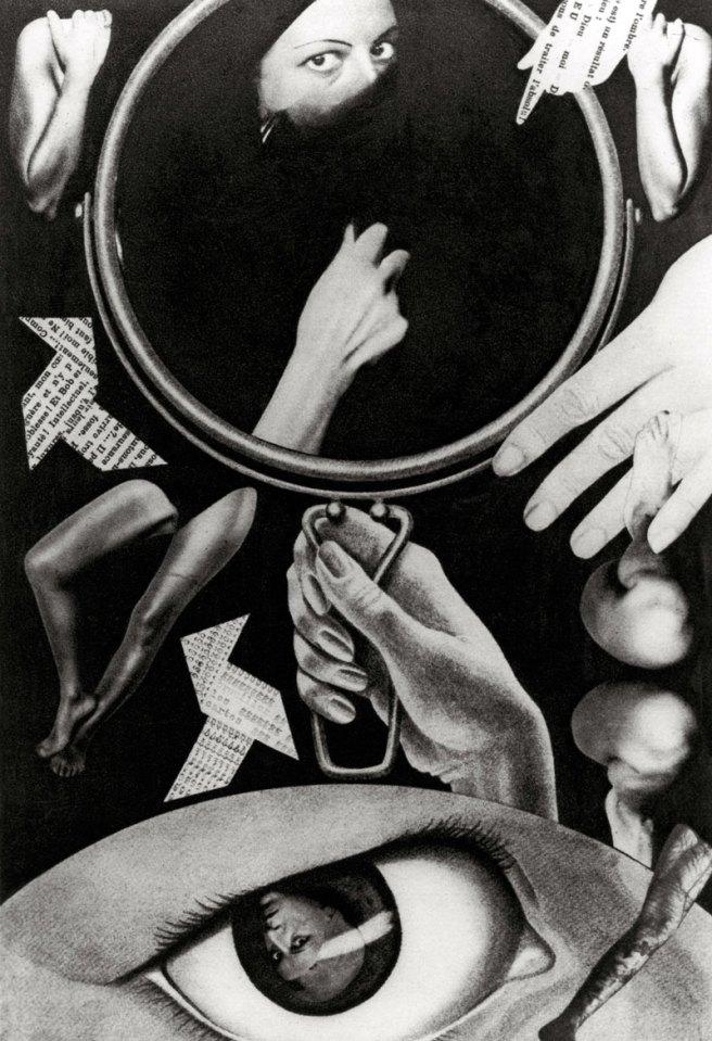 Claude Cahun-1929-1930