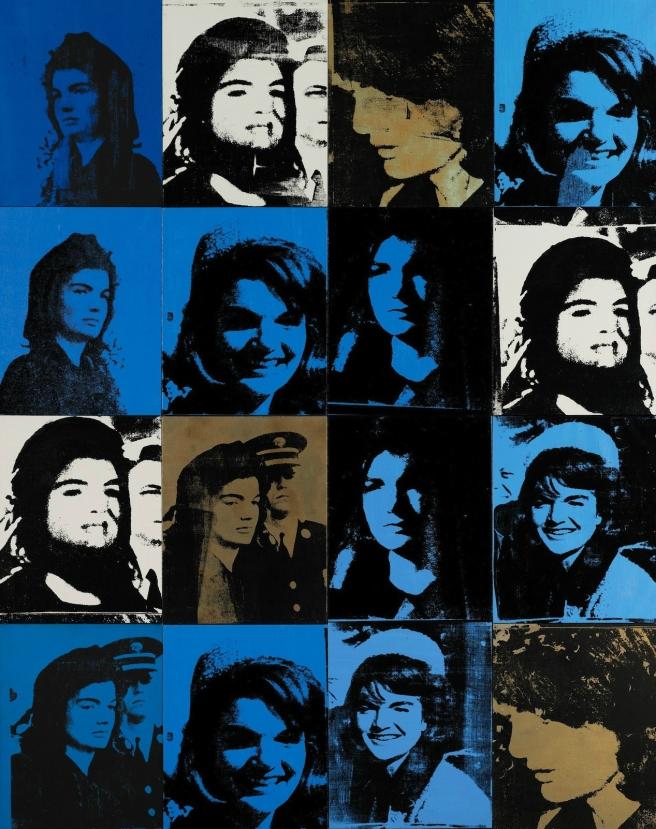 Jackie-Andy Warhol 1964