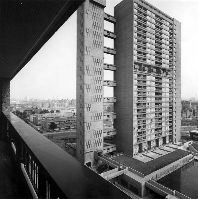 Balfron Towers