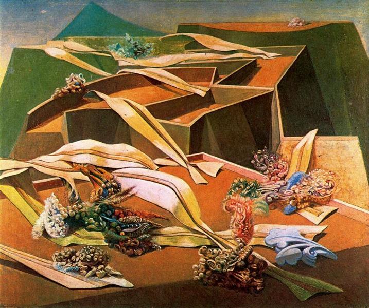 Garden Airplane Trap-Max Ernst 1935