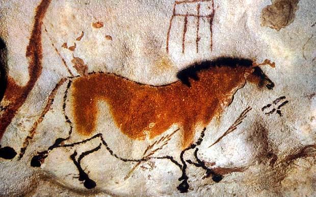 Dun Horse-Lascaux circa 17,000BP