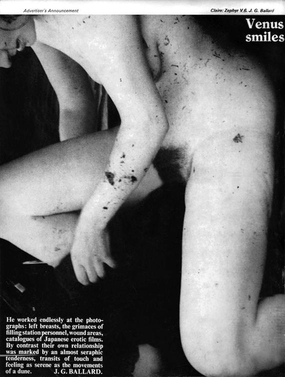 Venus Smiles-J.G.Ballard 1970