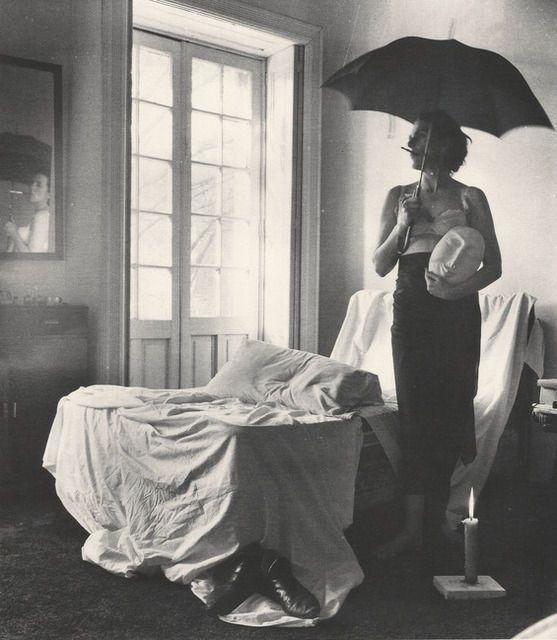 Ode to Necrophilia-Kati Horna 1962