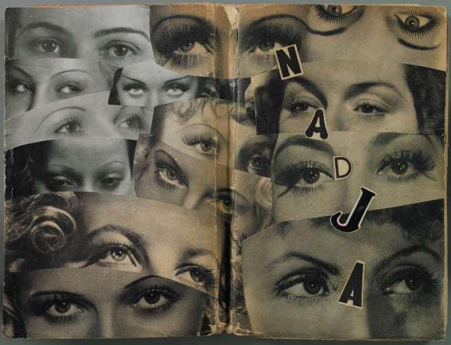 1928 Cover of Nadja-Andre Breton