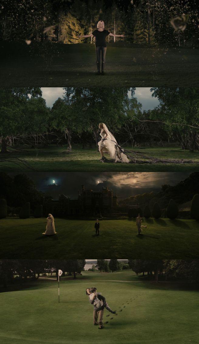 Melancholia-Lars Von Trier-2011