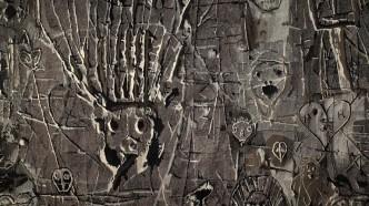 Graffiti c 1930's-Brassai