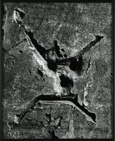 Graffiti c. 1950's-Brassai