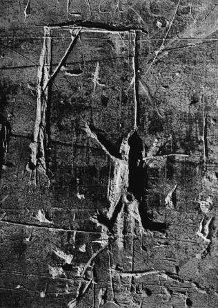 Graffiti c. 1930's-Brassai
