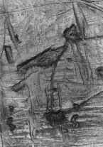 Graffiti circa 1940's-Brassai